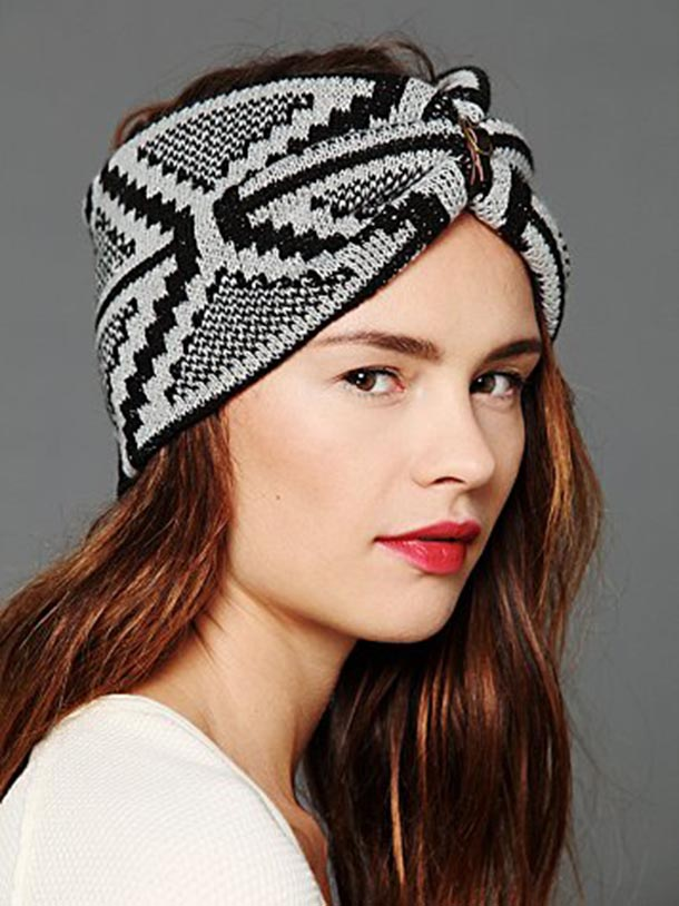 turban-how-to-style-hair-accessories-headbands-hairstyles-ways-to-wear-black-printed-knit-fall-winter.jpg