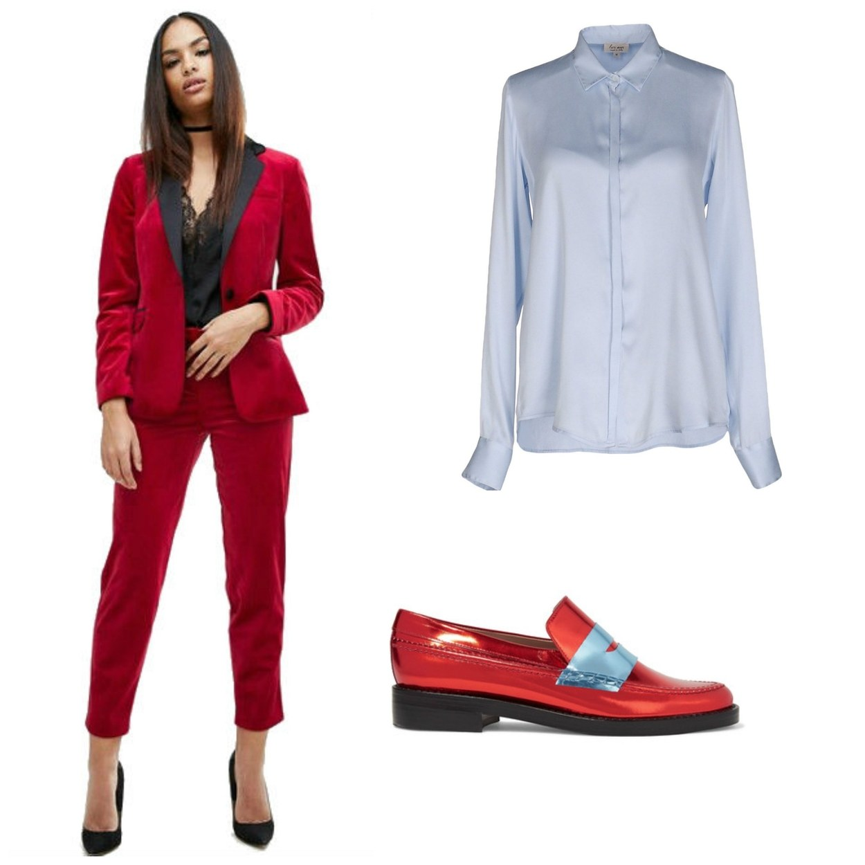 red-slim-pants-blue-light-collared-shirt-red-jacket-blazer-suit-red-shoe-loafers-fall-winter-thanksgiving-outfits-holidays-dinner.jpg