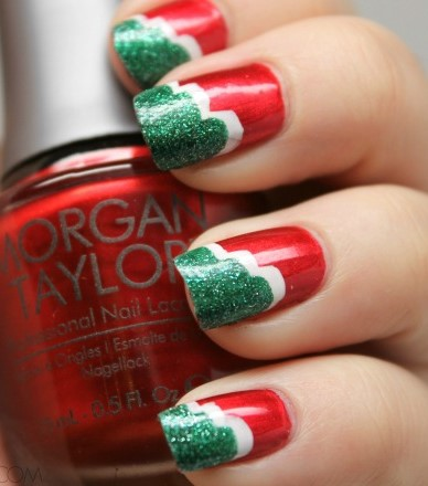 nail-polish-style-what-to-wear-christmas-day-dinner-holiday-outfits-winter-red-green.jpg