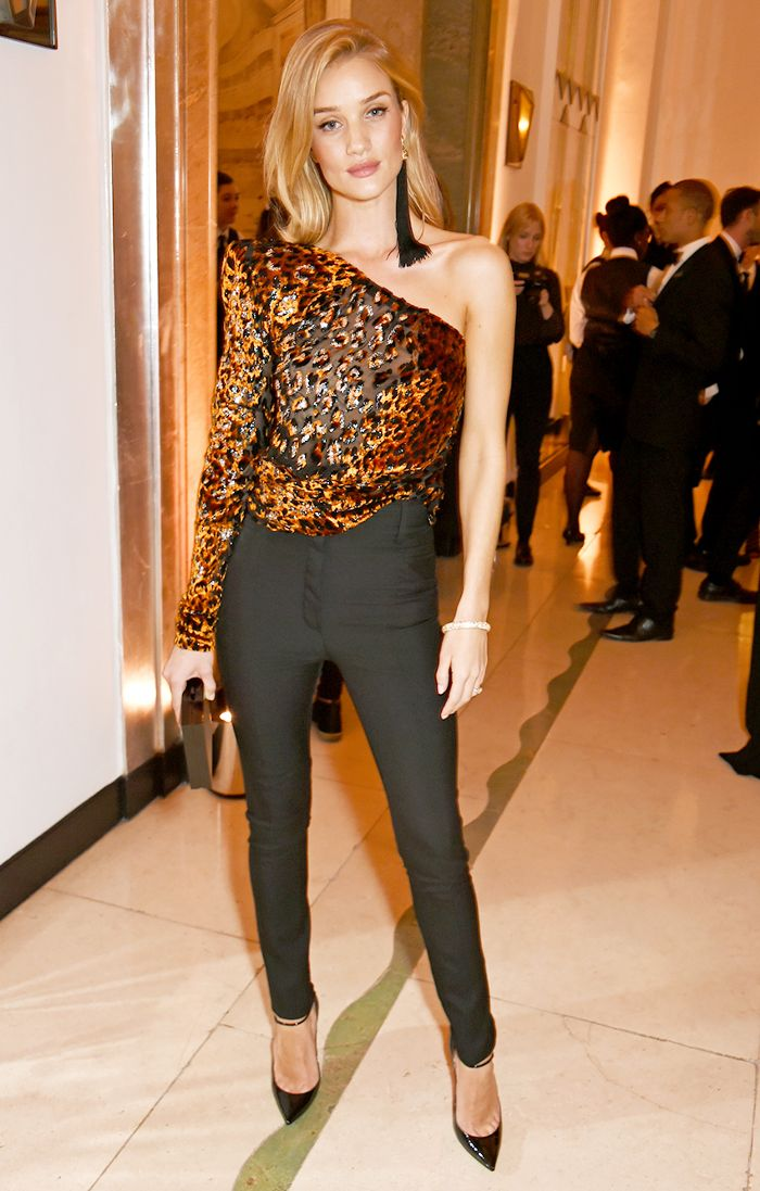 black-slim-pants-leopard-print-camel-top-oneshoulder-earrings-blonde-black-shoe-pumps-rosiehuntingtonwhiteley-fall-winter-nye-dinner.jpg