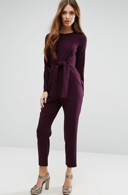 purple-royal-jumpsuit-gray-shoe-sandalh-earrings-hairr-fall-winter-nye-dinner.jpg
