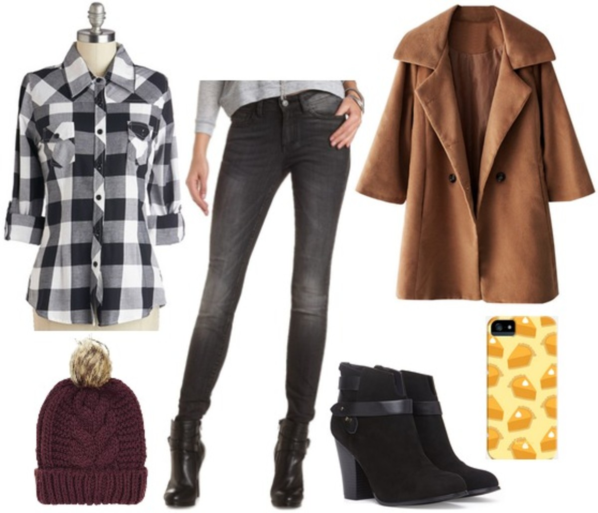 black-skinny-jeans-camel-jacket-coat-black-shoe-booties-beanie-black-plaid-shirt-thanksgivingoutfit-fall-winter-weekend.jpg