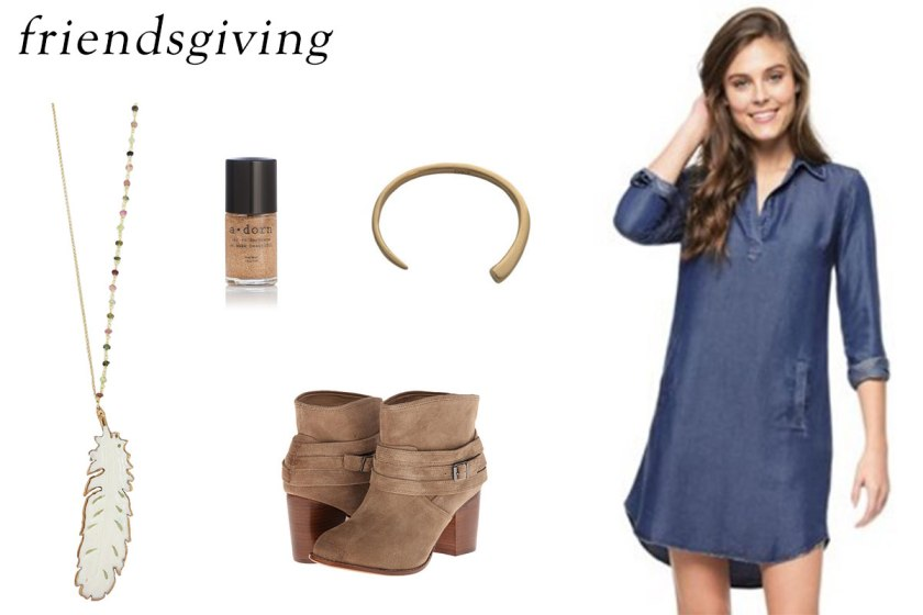 blue-med-dress-tan-shoe-booties-necklace-pend-shirt-chambray-wear-style-fashion-fall-winter-thanksgiving-outfit-hairr-lunch.jpg