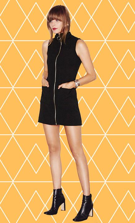 black-dress-mini-zip-black-shoe-booties-bun-hairr-howtowear-fashion-style-outfit-fall-winter-holiday-lbd-dinner.jpg