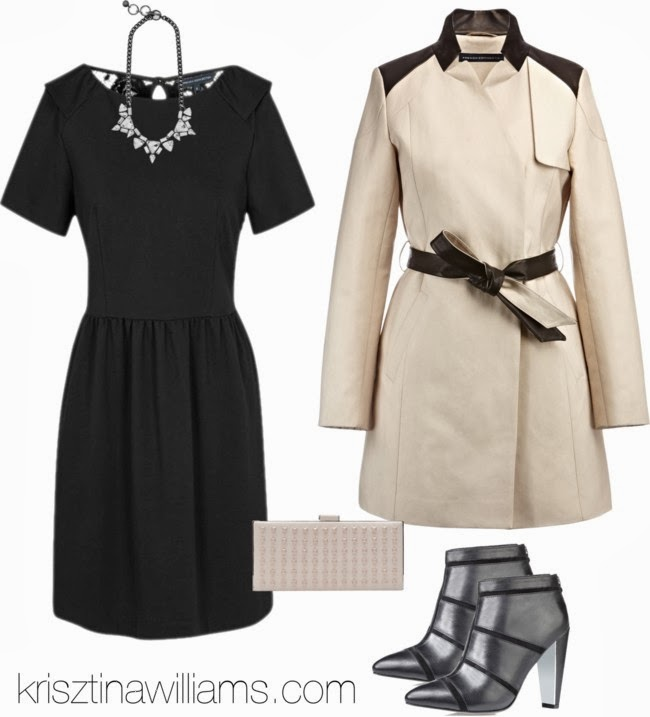 black-dress-mini-lbd-bib-necklace-tan-jacket-coat-tan-bag-clutch-black-shoe-booties-howtowear-fashion-style-outfit-fall-winter-holiday-cocktailparty-dinner.jpg