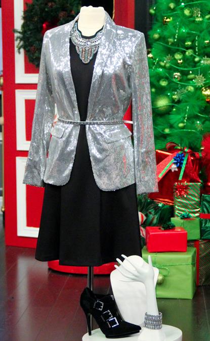 black-dress-aline-grayl-jacket-blazer-bib-necklace-belt-bracelet-black-shoe-booties-lbd-howtowear-fashion-style-outfit-fall-winter-holiday-dinner.jpg