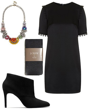 black-dress-mini-bib-necklace-black-tights-black-shoe-booties-lbd-howtowear-fashion-style-outfit-fall-winter-holiday-dinner.jpg