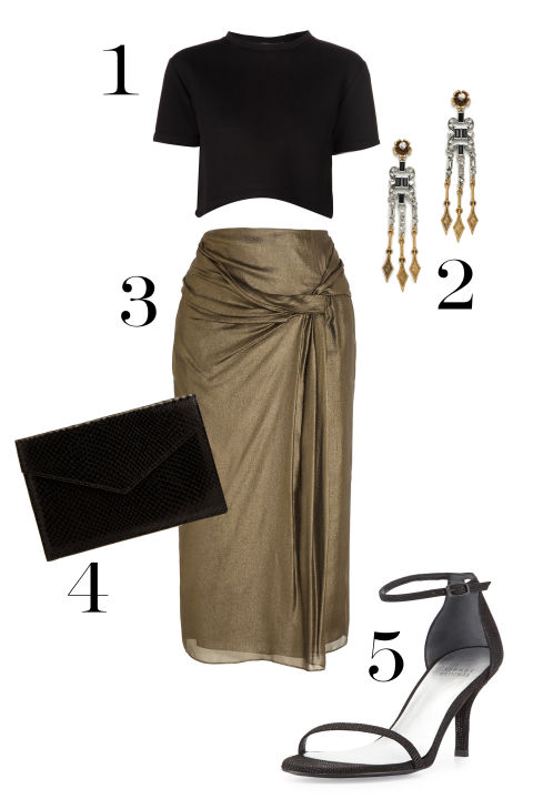 o-tan-midi-skirt-black-top-crop-earrings-black-shoe-sandalh-black-bag-clutch-gold-officeparty-howtowear-fashion-style-outfit-fall-winter-holiday-dinner.jpg