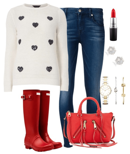 blue-navy-skinny-jeans-white-sweater-heart-print-red-bag-red-shoe-boots-rain-wellies-studs-watch-howtowear-valentinesday-outfit-fall-winter-weekend.jpg