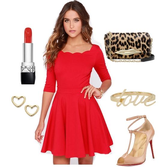 red-dress-mini-leopard-print-tan-bag-heart-earrings-tan-shoe-sandalh-howtowear-valentinesday-outfit-fall-winter-dinner.jpg