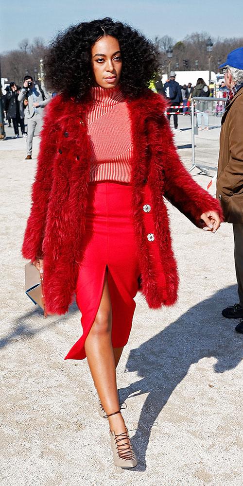 red-midi-skirt-red-sweater-turtleneck-red-jacket-coat-fur-fuzz-tan-shoe-pumps-mono-solange-fall-winter-brun-valentinesday-dinner.jpg