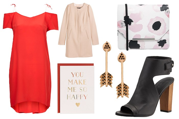 red-dress-o-tan-jacket-coat-white-bag-clutch-black-shoe-sandalh-offshoulder-mini-valentinesday-howtowear-fashion-style-outfit-fall-winter-dinner.jpg