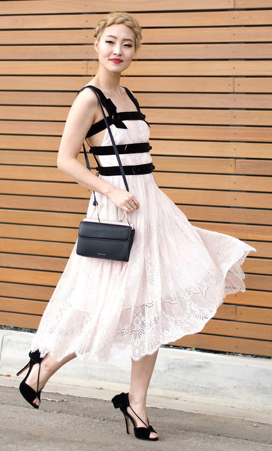 what-to-wear-for-a-spring-wedding-guest-outfit-white-dress-midi-lace-black-bag-blonde-braid-black-shoe-sandalh-dinner.jpg