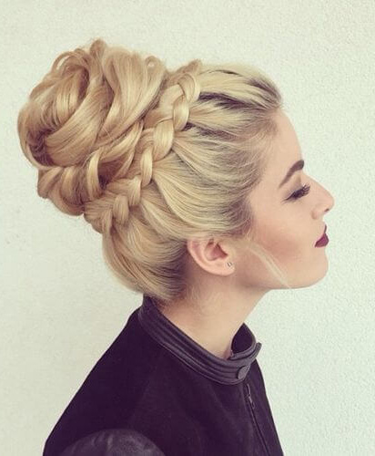 wedding-guest-hair-topknot-bun-updo-style-beauty-blonde-big-huge-bun-braided.jpg