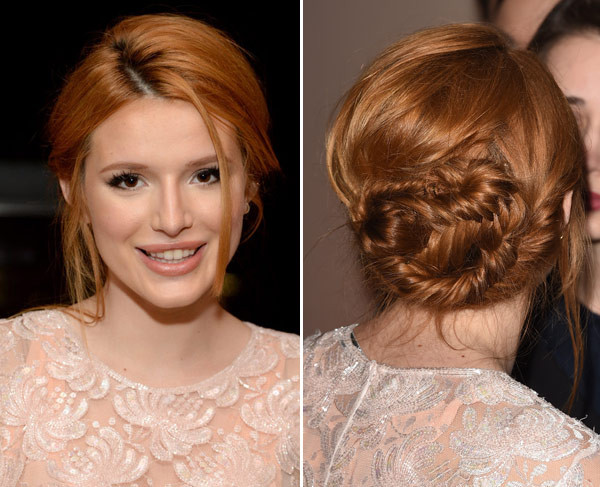wedding-guest-hair-chignon-bun-style-beauty-bellathorne-updo-messy.jpg
