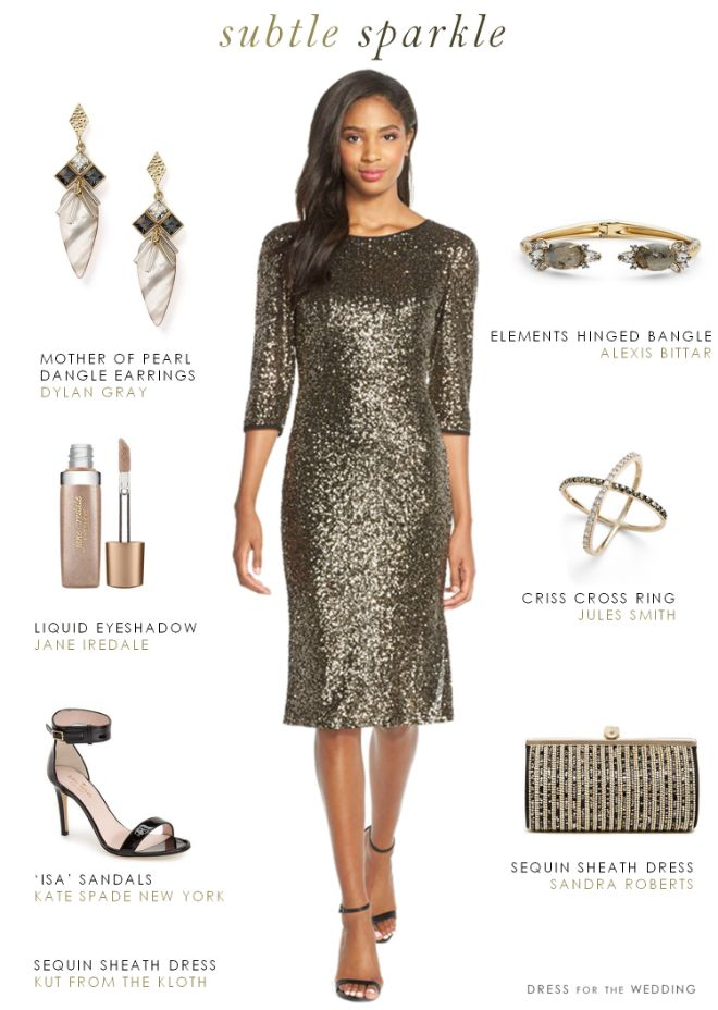 what-to-wear-for-a-fall-wedding-guest-outfit-autumn-tan-dress-sequin-gold-earrings-black-shoe-sandalh-tan-bag-clutch-dinner.jpg