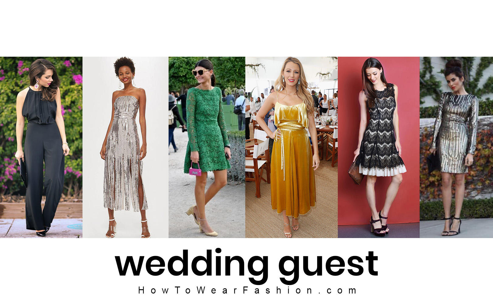 What to wear for a fall wedding - wedding guest ideas for outfits, hair & makeup!