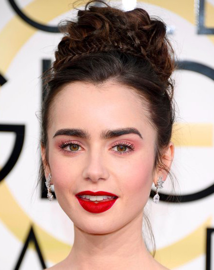 lips-how-to-do-your-makeup-for-wedding-guest-beauty-lilycollins-red-lips-pink-eyeshadow-updo.jpg