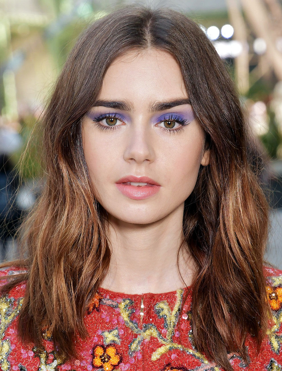 eyes-how-to-do-your-makeup-for-wedding-guest-beauty-lilycollins-purple-eyeshadow.jpg