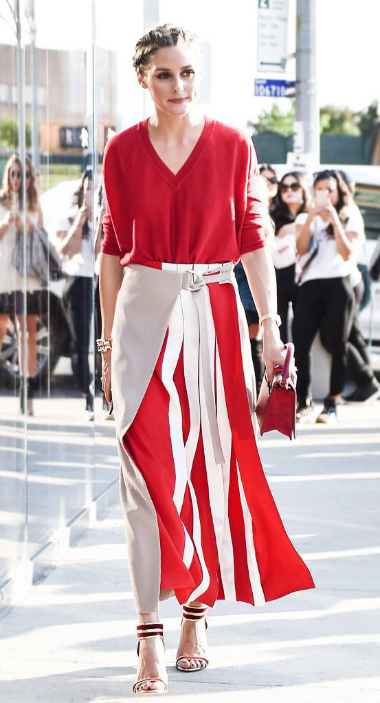 red-sweater-vneck-braid-hairr-vertical-stripe-red-shoe-sandalh-red-bag-oliviapalermo-red-maxi-skirt-spring-summer-dinner.jpg
