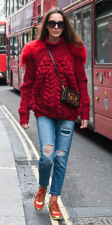 blue-med-skinny-jeans-red-shoe-sneakers-red-sweater-black-bag-hairr-sun-fall-winter-weekend.jpg