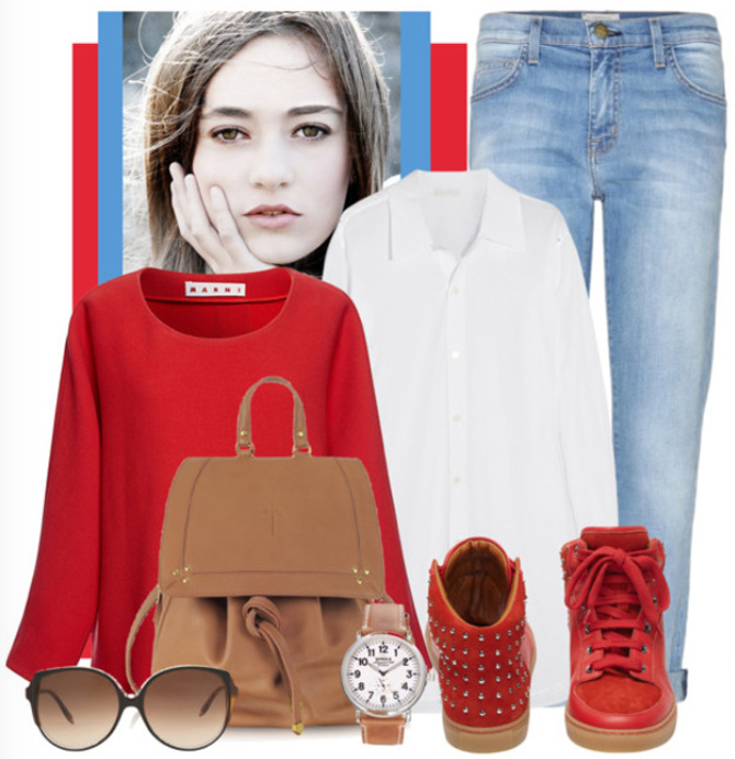 blue-light-boyfriend-jeans-red-sweater-white-collared-shirt-red-shoe-sneakers-tan-bag-pack-sun-watch-wear-spring-summer-weekend.jpg
