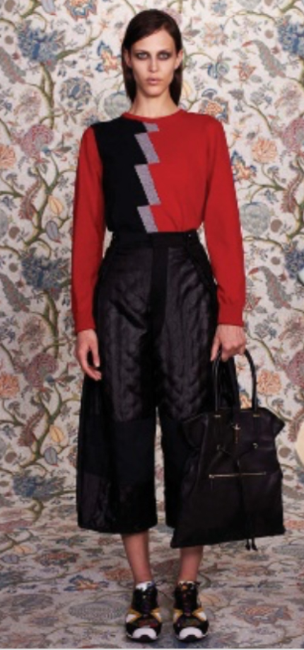black-culottes-pants-red-sweater-hairr-black-shoe-sneakers-black-bag-fall-winter-style-fashion-wear-graphic-lunch.jpg