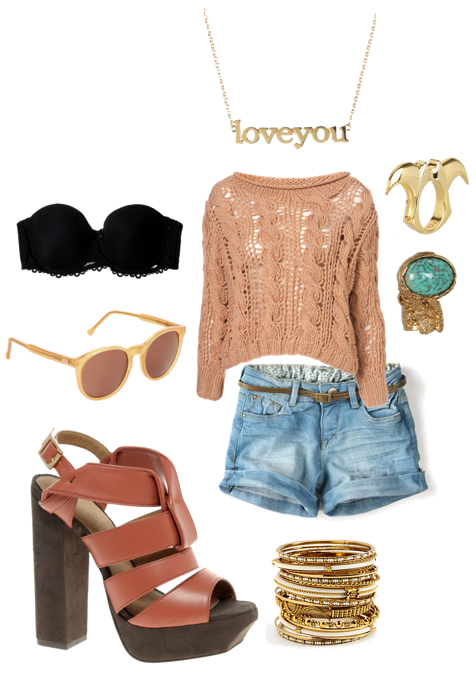 blue-light-shorts-o-peach-sweater-cognac-shoe-sandalh-bracelet-sun-black-bralette-ring-necklace-howtowear-fashion-style-outfit-spring-summer-lunch.jpg