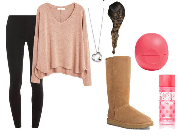 black-leggings-o-peach-sweater-tan-shoe-boots-braid-necklace-pend-howtowear-fashion-style-outfit-spring-summer-weekend.jpg