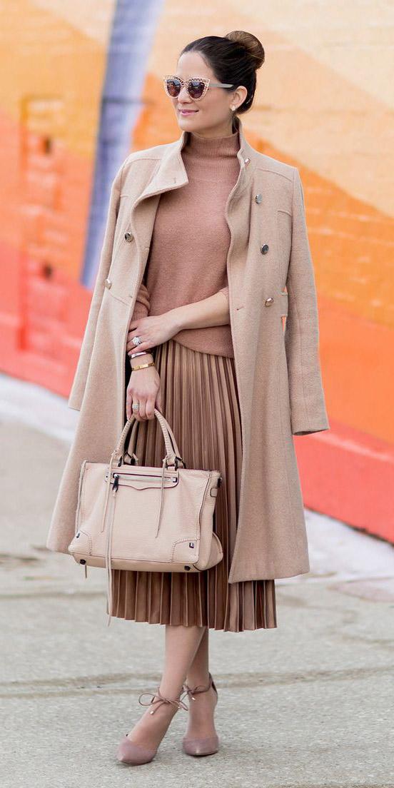 camel-midi-skirt-pleated-camel-sweater-turtleneck-tan-jacket-coat-tan-bag-sun-bun-tan-shoe-pumps-mono-fall-winter-hairr-lunch.jpg