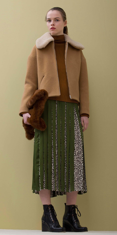 green-olive-midi-skirt-camel-sweater-turtleneck-pony-black-shoe-booties-camel-jacket-coat-fall-winter-hairr-lunch.jpg