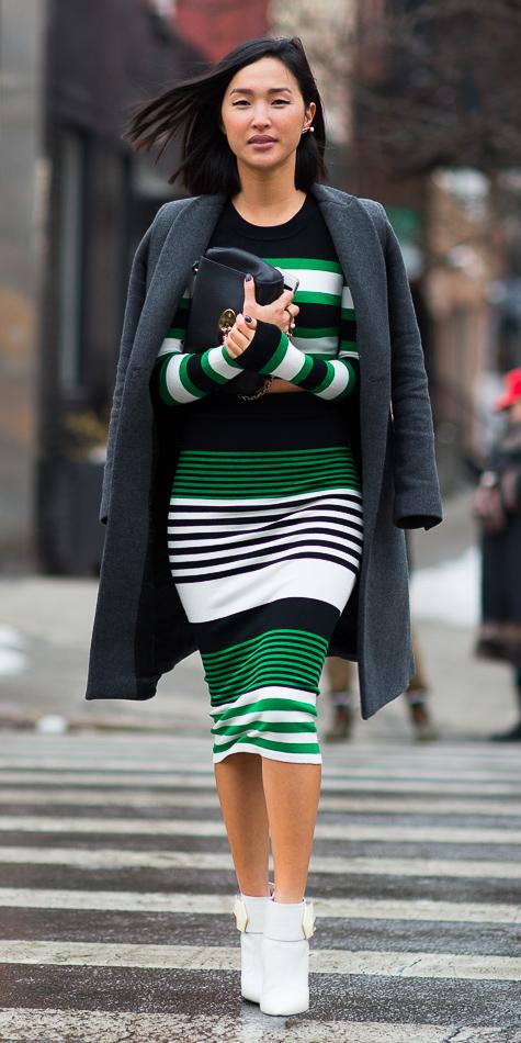 green-emerald-midi-skirt-stripe-print-matchset-green-emerald-sweater-white-shoe-booties-grayd-jacket-coat-fall-winter-brun-lunch.jpg