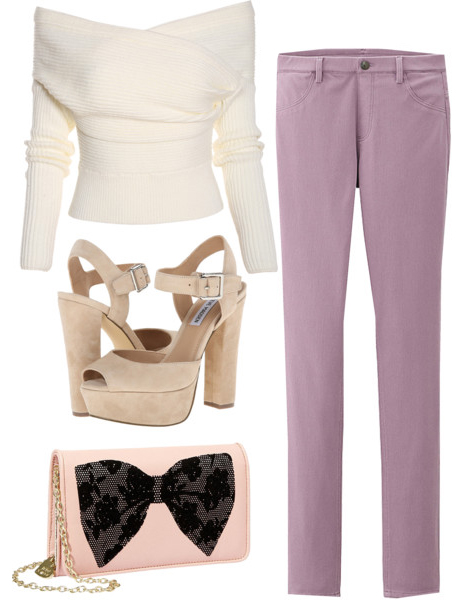 purple-light-skinny-jeans-white-sweater-offshoulder-pink-bag-tan-shoe-sandalh-howtowear-fashion-style-outfit-spring-summer-dinner.jpg
