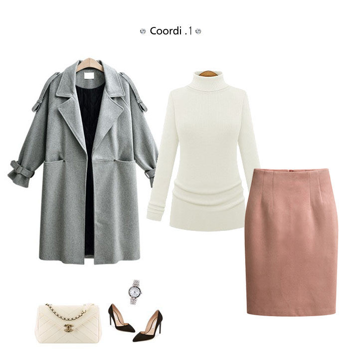 pink-light-pencil-skirt-white-sweater-turtleneck-grayl-jacket-coat-black-shoe-pumps-watch-white-bag-fall-winter-dinner.jpg