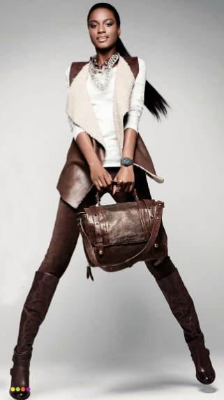 o-brown-leggings-white-sweater-brown-vest-shearling-chain-necklac-pony-brown-shoe-booties-brown-bag-fall-winter-brun-lunch.jpg