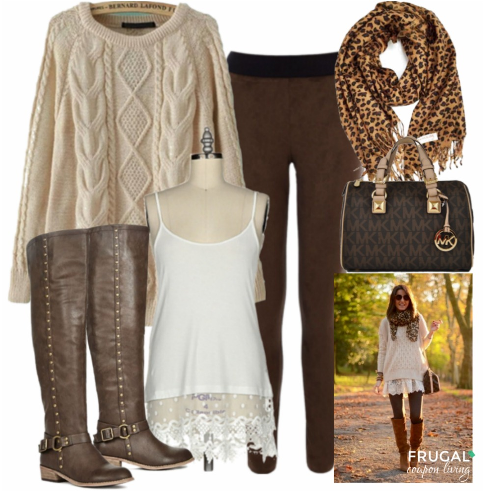 brown-leggings-white-cami-brown-shoe-boots-white-sweater-camel-scarf-brown-bag-fall-winter-weekend.jpg