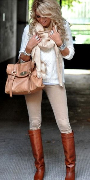 tan-leggings-white-sweater-tan-scarf-blonde-tan-bag-cognac-shoe-boots-tonal-fall-winter-weekend.jpg