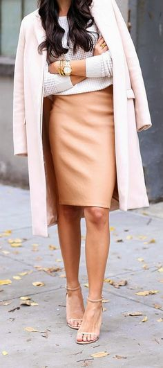o-tan-pencil-skirt-white-sweater-tan-jacket-coat-tan-shoe-sandalh-watch-mono-howtowear-fashion-style-outfit-spring-summer-brun-work.jpg