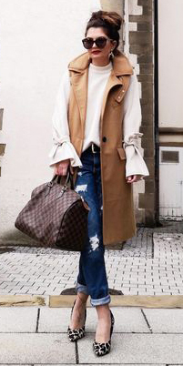 blue-navy-skinny-jeans-white-sweater-camel-vest-tailor-hairr-bun-sun-brown-bag-brown-shoe-pumps-leopard-print-fall-winter-lunch.jpg