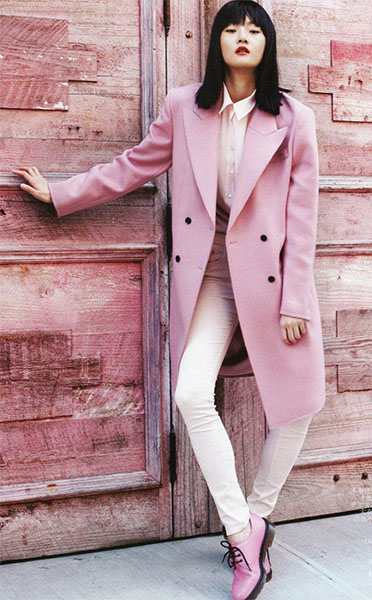 r-pink-light-skinny-jeans-pink-light-collared-shirt-pink-light-jacket-coat-pink-shoe-brogues-howtowear-fashion-style-outfit-fall-winter-brun-lunch.jpg