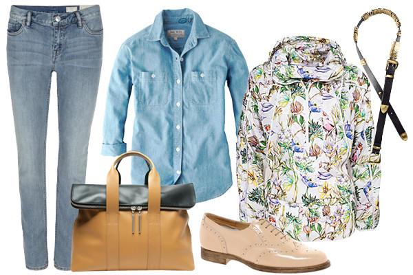 blue-light-skinny-jeans-white-jacket-bomber-printed-tan-shoe-brogues-belt-chambray-blue-light-collared-shirt-spring-summer-track-weekend.jpg