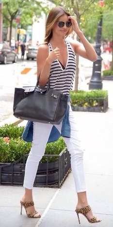 white-skinny-jeans-black-tank-stripe-howtowear-style-fashion-spring-summer-chambray-tan-shoe-sandalh-leopard-black-bag-blue-med-collared-shirt-sun-pony-hairr-lunch.jpg