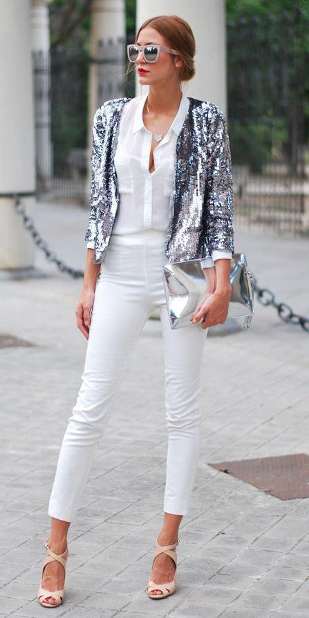 white-slim-pants-white-collared-shirt-grayl-jacket-metallic-sun-bun-gray-bag-clutch-tan-shoe-sandalh-necklace-howtowear-fashion-style-outfit-spring-summer-hairr-dinner.jpg