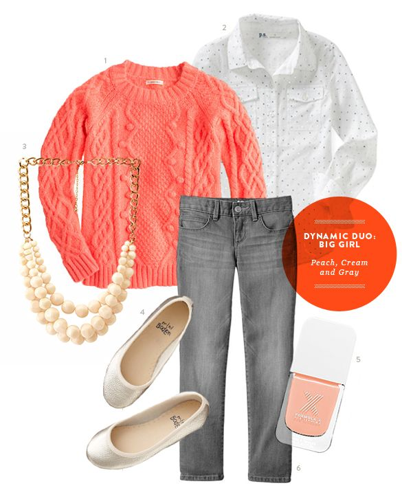 grayl-skinny-jeans-white-collared-shirt-orange-sweater-pearl-necklace-tan-shoe-flats-nail-howtowear-fashion-style-outfit-spring-summer-lunch.jpg