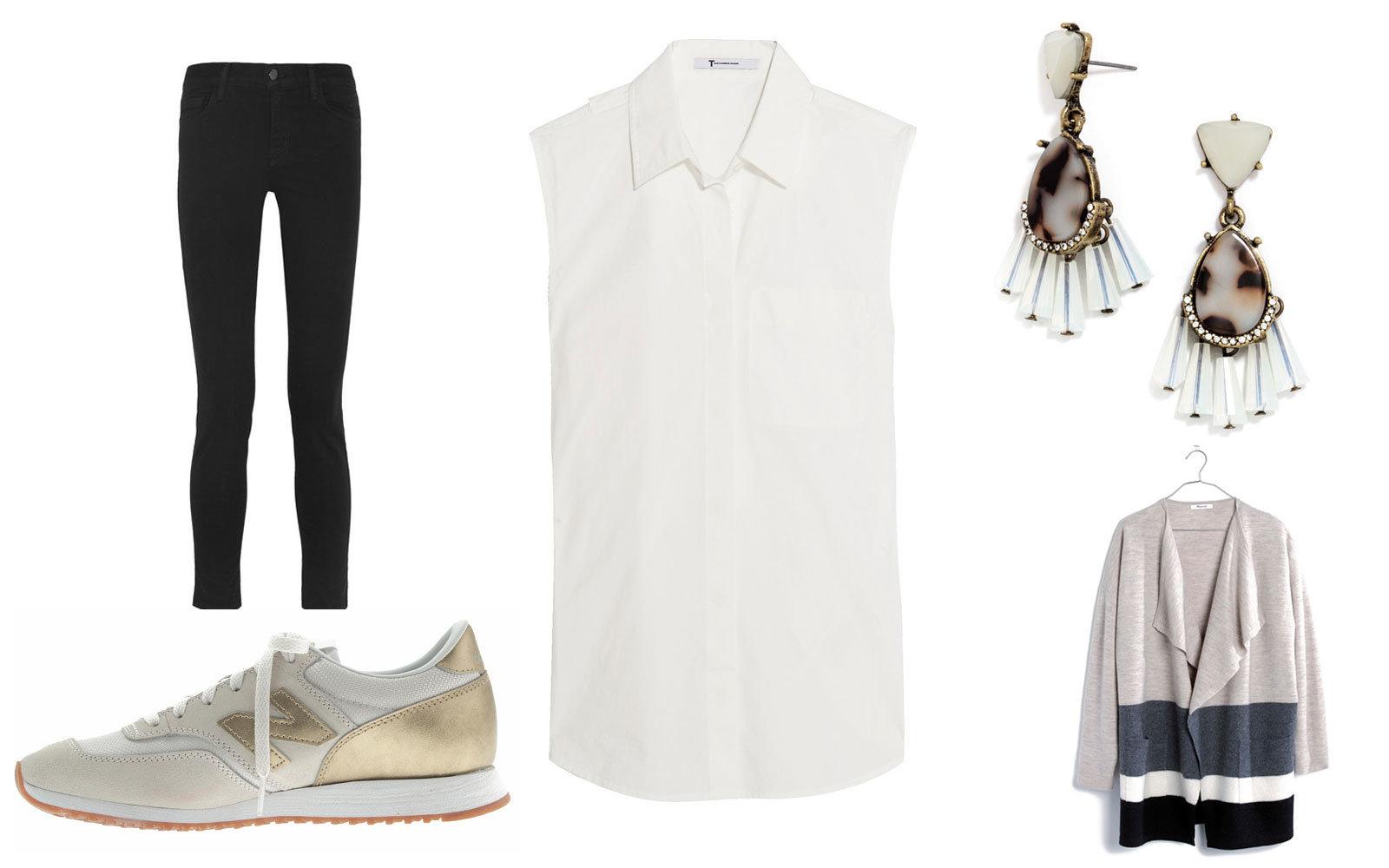black-skinny-jeans-earrings-white-collared-shirt-white-shoe-sneakers-gold-white-cardiganl-spring-summer-weekend.jpg