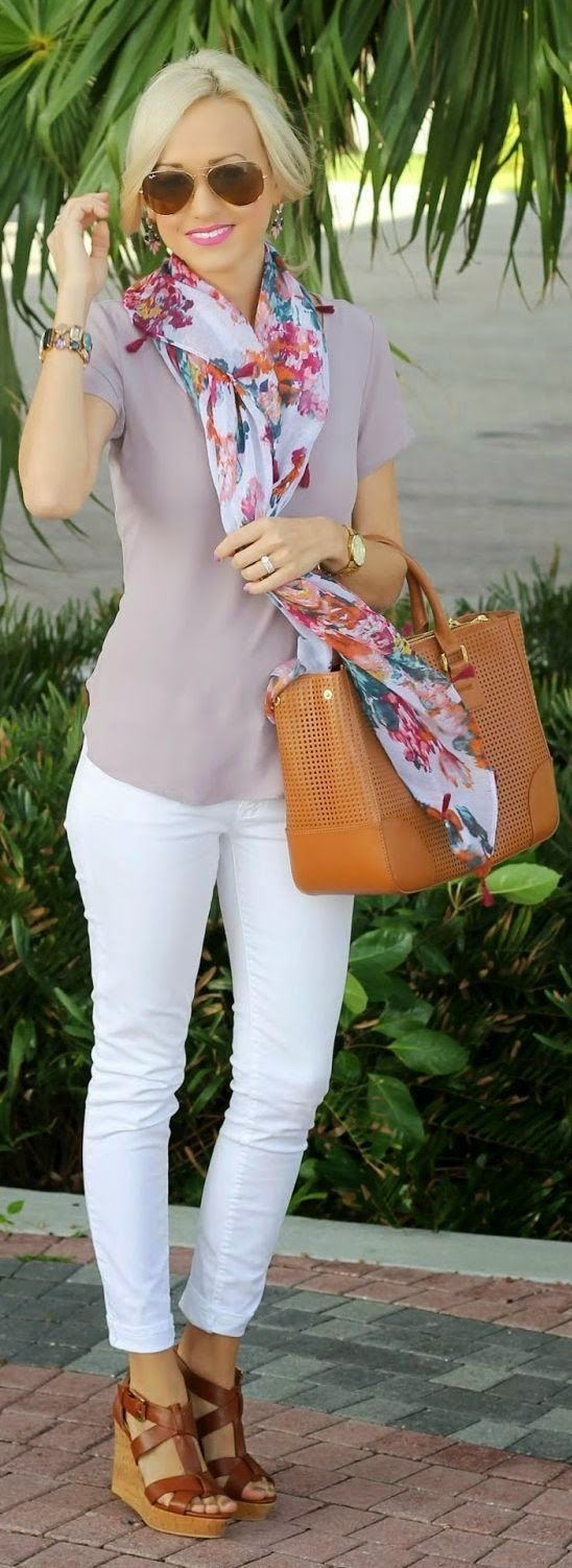 white-skinny-jeans-r-pink-light-tee-pink-magenta-scarf-floral-sun-bun-cognac-bag-tote-cognac-shoe-sandalw-howtowear-fashion-style-outfit-spring-summer-blonde-lunch.jpg