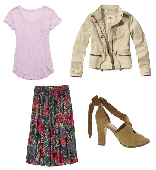 r-pink-magenta-midi-skirt-r-pink-light-tee-tan-jacket-utility-floral-print-tan-shoe-sandalh-wear-outfit-spring-summer-work.jpg