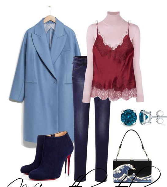 blue-navy-skinny-jeans-r-pink-light-tee-turtleneck-red-cami-blue-shoe-booties-studs-blue-light-jacket-coat-black-bag-howtowear-fashion-style-fall-winter-outfit-lunch.jpg