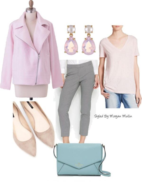 grayl-slim-pants-blue-bag-earrings-jewel-pink-light-tee-pink-light-jacket-moto-tan-shoe-pumps-spring-summer-lunch.jpg
