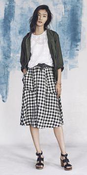 black-midi-skirt-white-tee-black-shoe-sandalh-slouchy-wear-outfit-spring-summer-gingham-brun-weekend.jpg